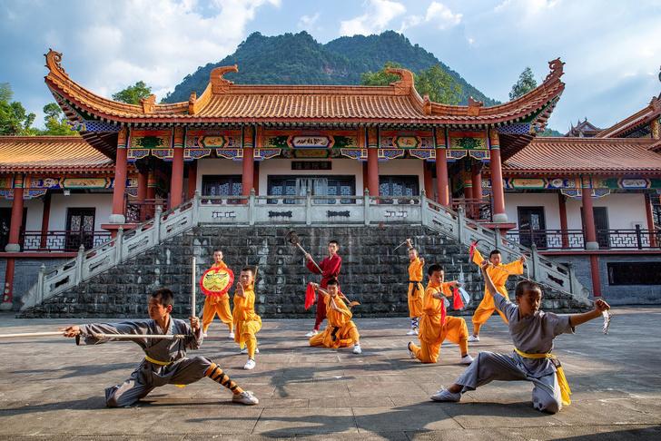 Фото №1 - Практика монахов