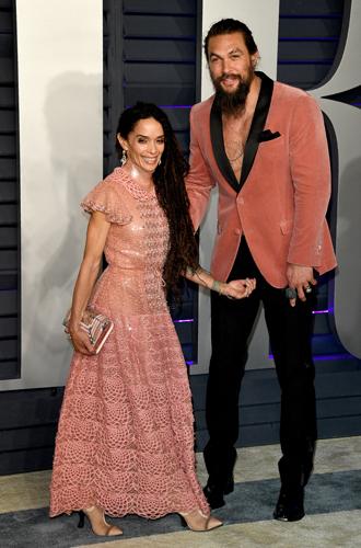 Фото №19 - Самые стильные звездные пары на вечеринке Vanity Fair-2019