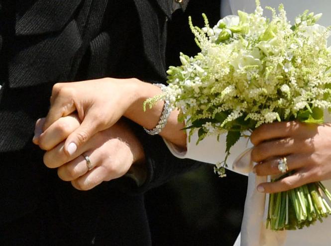 Фото №18 - Факты о свадьбе принца Гарри и Меган Маркл, которые войдут в историю