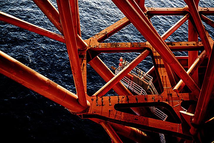 Фото №4 - Своя Арктика: как добывают нефть на Арктическом шельфе