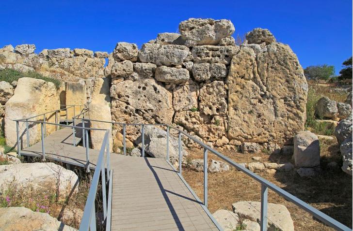 Фото №1 - Загадки мегалитов: 7 невероятных древних построек