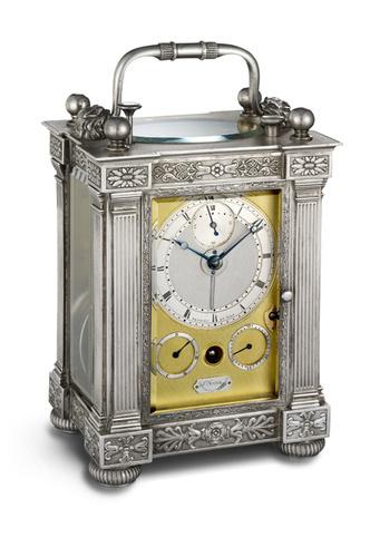 Фото №12 - Часы Breguet: 6 интересных фактов о любимцах Наполеона, Марии-Антуанетты и Онегина