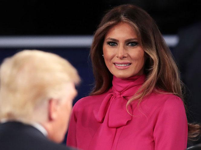Фото №5 - Самая загадочная первая леди: неизвестная жизнь Мелании Трамп