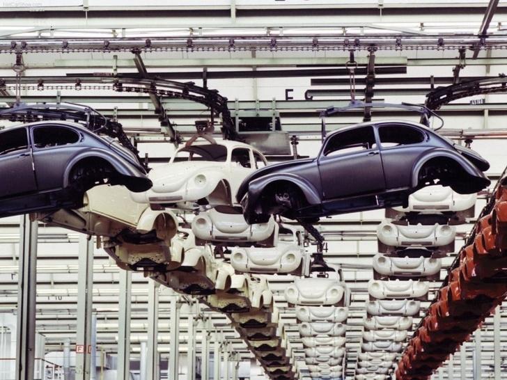 Фото №12 - 17 удивительных фактов о Volkswagen в день рождения фирмы