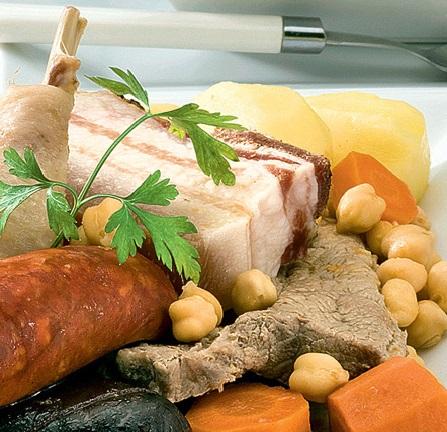 Фото №1 - Кухня Мадрида: 9 лучших блюд