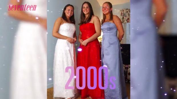 Фото №11 - Как изменился дизайн выпускного платья за последние 80 лет