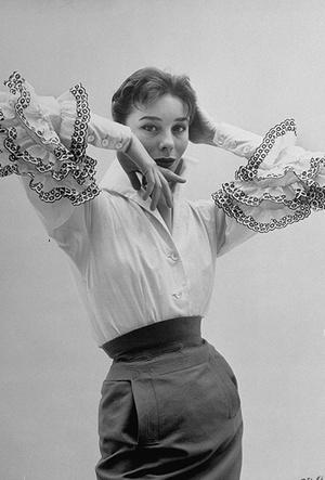 Фото №15 - Вещи-легенды: модное наследие Юбера де Живанши