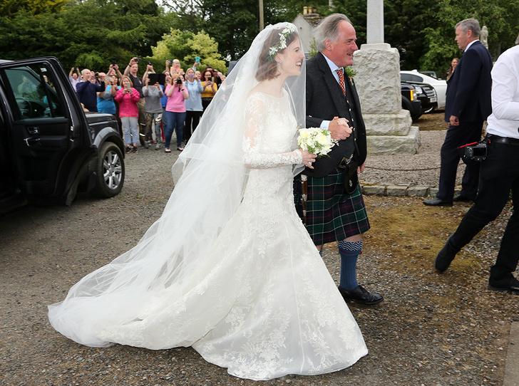 Фото №7 - Свадьба звезд «Игры престолов» Кита Харингтона и Роуз Лесли