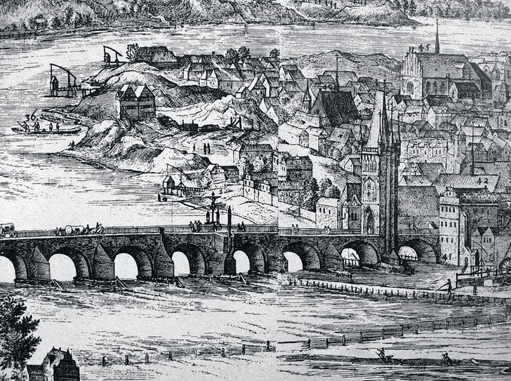 Фото №1 - Карлов мост
