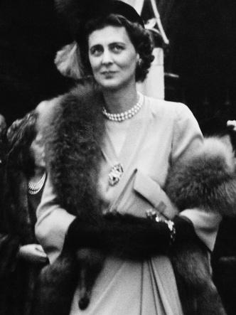 Фото №5 - Неизвестная история вражды принцессы Марины Кентской и Королевы-матери