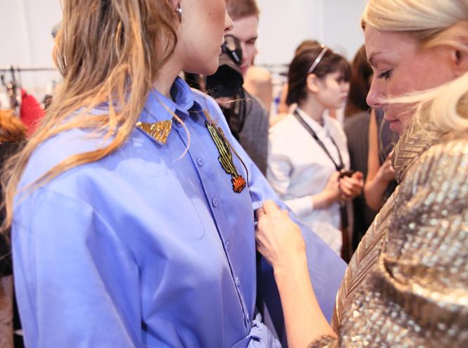 Фото №11 - Блогер Любовь Башарова о Российской Неделе моды, часть 3