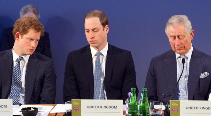 Лампочки и ОКР: какая привычка объединяет принца Чарльза, Уильяма и Гарри?