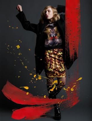 Фото №2 - Шоу-рум Ли-Лу выпустил первую собственную коллекцию