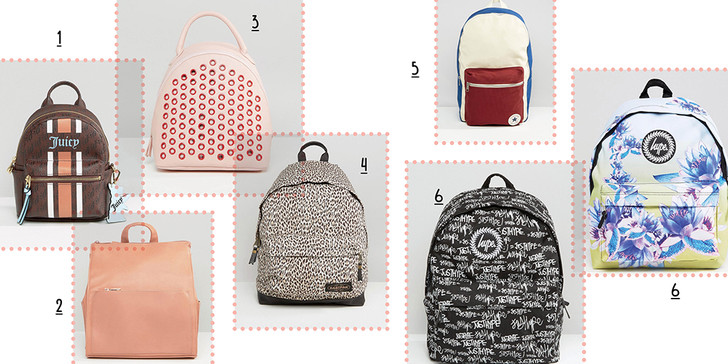 Фото №1 - 40 рюкзаков для школы