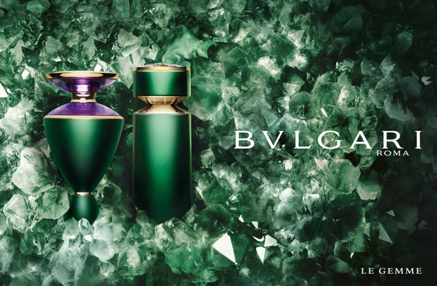 Фото №1 - Bvlgari «превратил» камни-самоцветы в новые ароматы Le Gemme