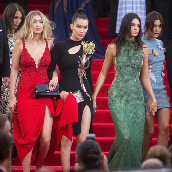 Фото №1 - Сестры Хадид, Хейли Бибер и Кендалл Дженнер— почему мы любим этих моделей и хотим брать с них пример