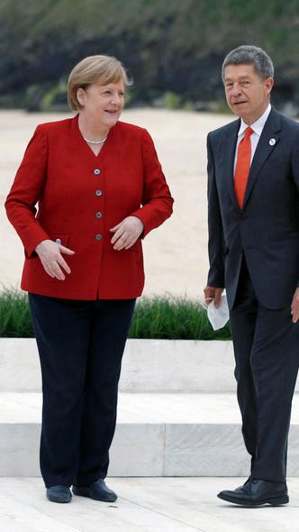 Фото №12 - Саммит G7 в Корнуолле: как выглядят Первые леди Европы и Японии