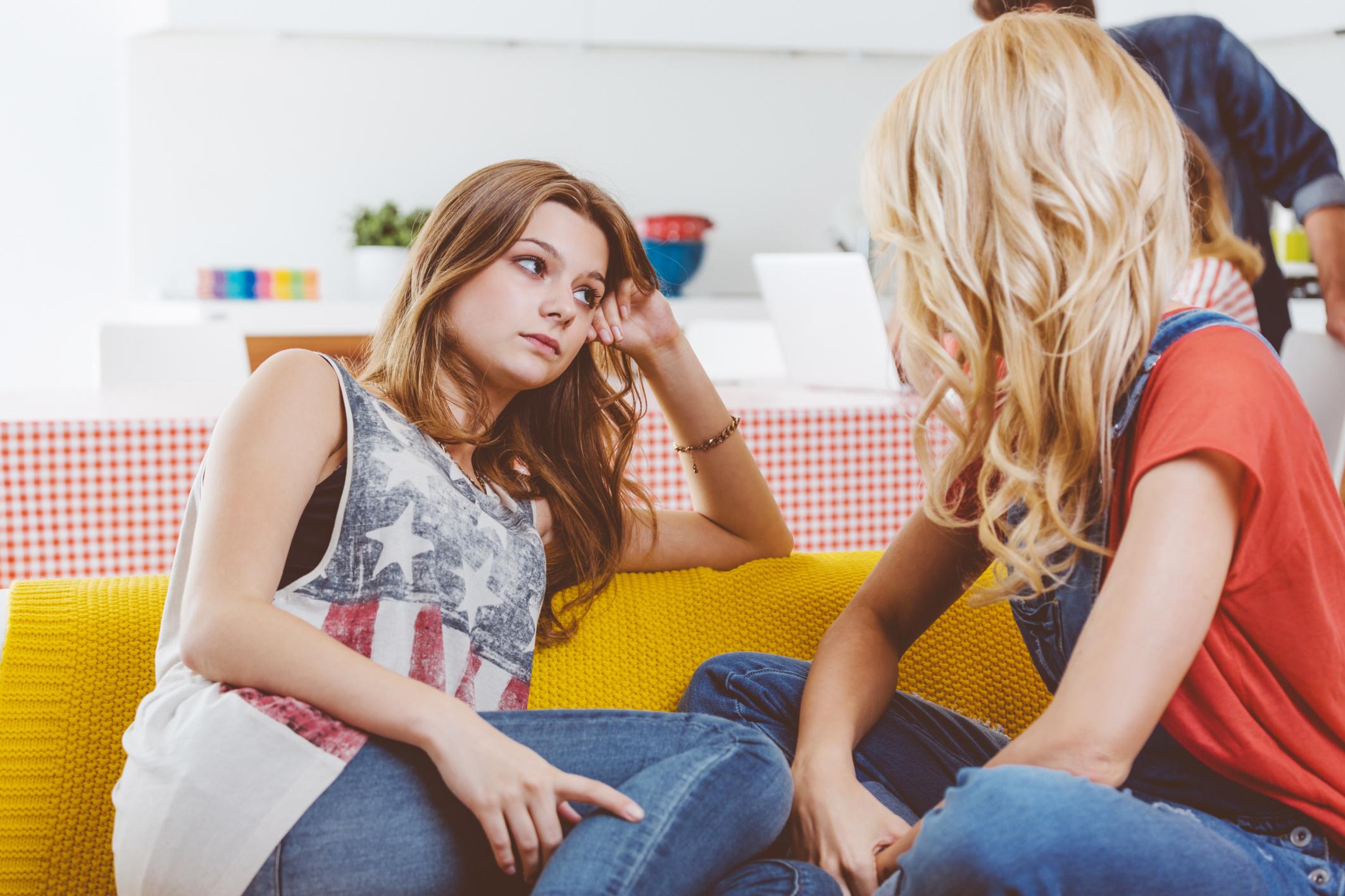 Как Поговорить С Подростком О Сексе