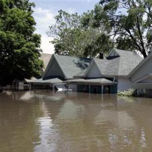 Фото №1 - Наводнение дойдет до магазинов