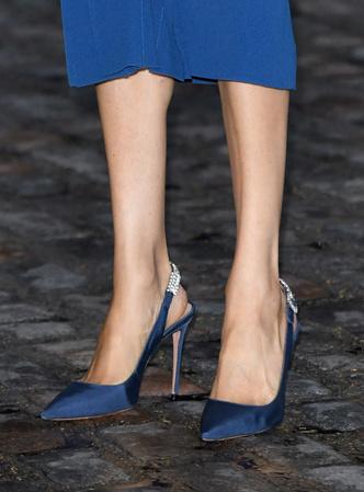 Фото №17 - Во всем блеске: любимые вечерние туфли королевских особ
