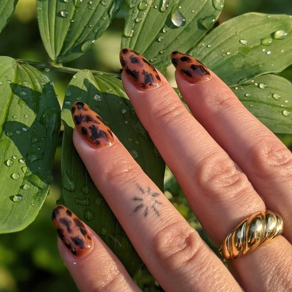 Фото №4 - Самые стильные нейл-дизайны, которые будут в тренде этой осенью