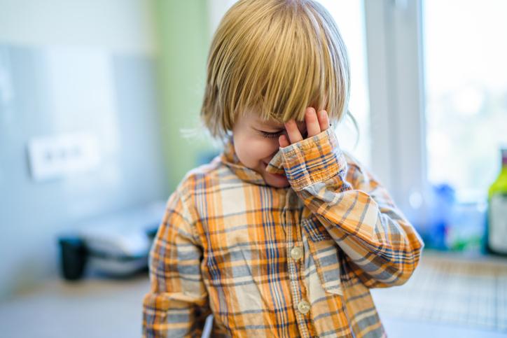 ребенок бытовые травмы, как помочь