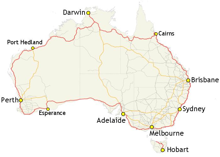 Фото №10 - Пересекая континенты: 8 самых длинных автодорог на планете