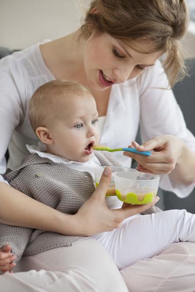 Фото №1 - Чем кормить на ужин годовалого малыша