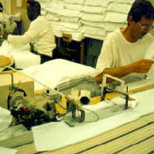 Фото №1 - Модная тюремная одежда на экспорт