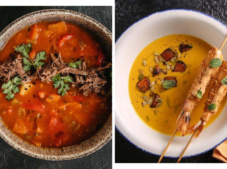 Фото №1 - Зимнее меню: 9 рецептов согревающих супов со всего мира