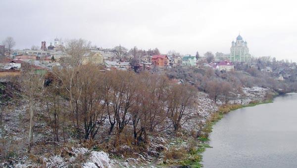 Фото №1 - Уезд-городок на пути Тамерлана
