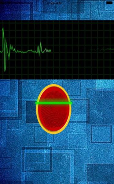 Фото №1 - Приложение дня: Карманный детектор лжи
