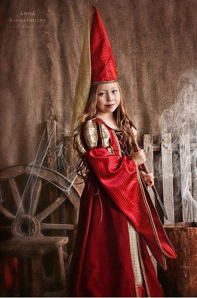 Фото №24 - Однажды в сказке: выбери самую милую принцессу