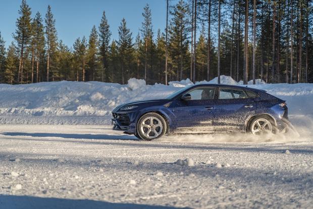 Фото №1 - ICE ZERO 2: шины для суровой зимы