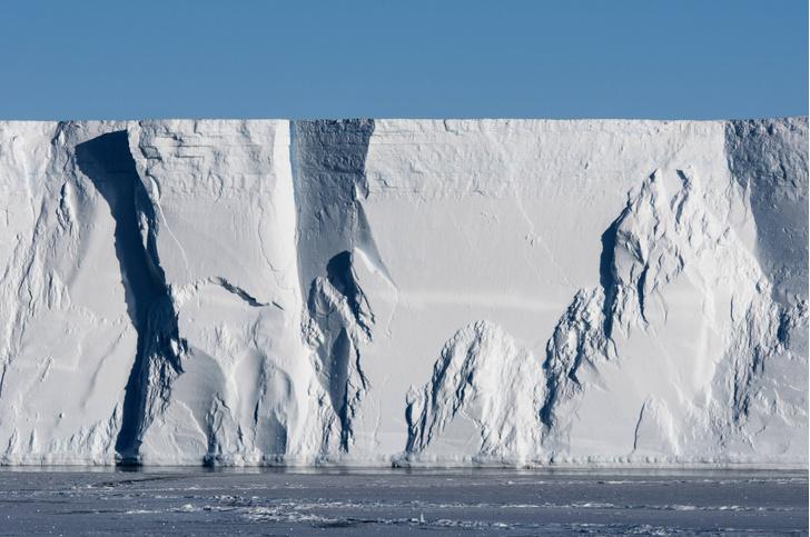 Фото №1 - Когда начали таять ледники Антарктиды