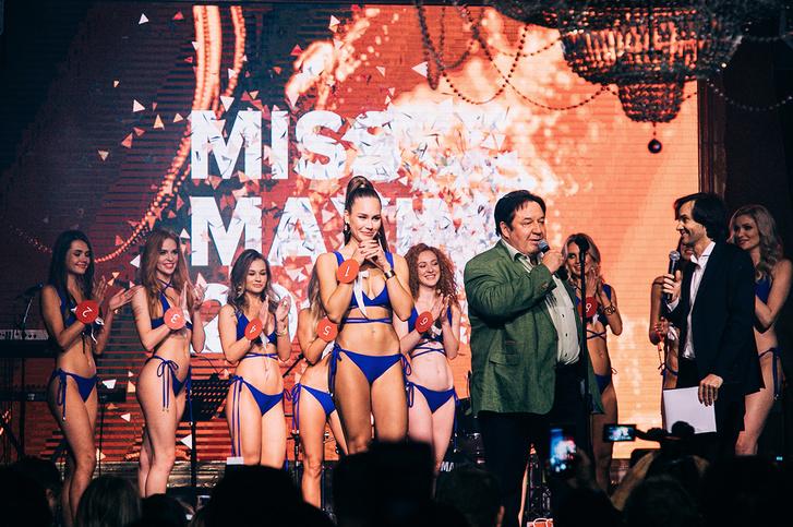 Анастасия Соколова победительница номинации Мисс ТВ.