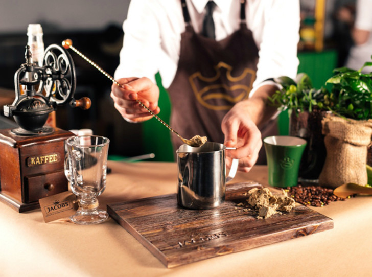 Фото №8 - 5 нескучных кофейных напитков для длинной рабочей недели