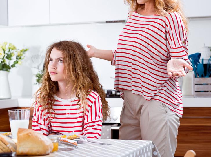 Фото №5 - Конкуренция между матерью и дочерью, или Когда победа означает поражение