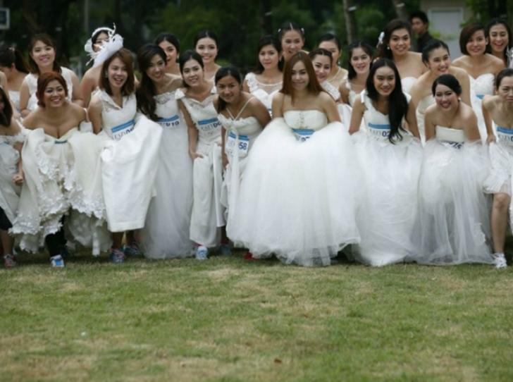 Фото №5 - Самые впечатляющие свадебные рекорды мира