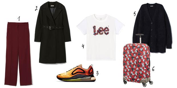 Фото №2 - В стиле Джиджи Хадид: с чем носить брюки клеш, чтобы выглядеть модно