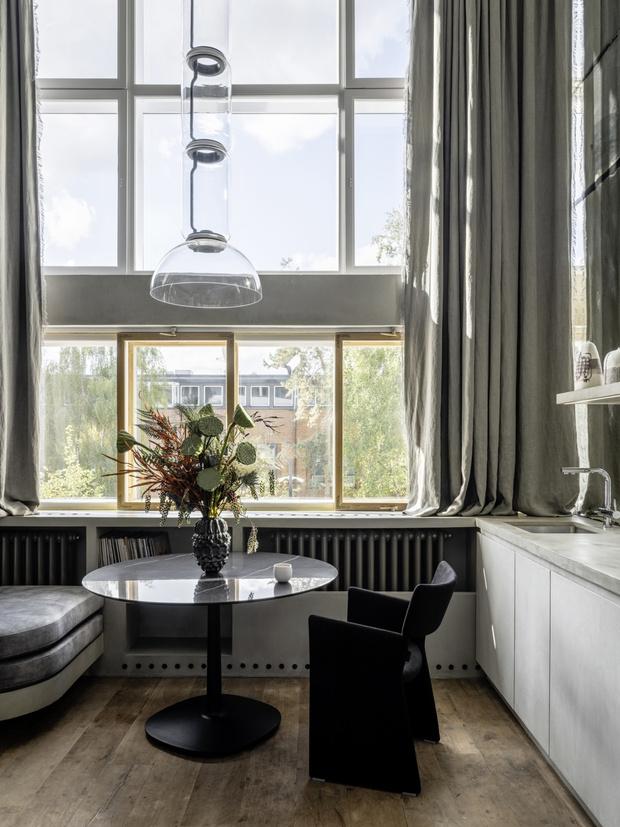 Фото №3 - Квартира в доме Наркомфина: проект Натальи Белоноговой