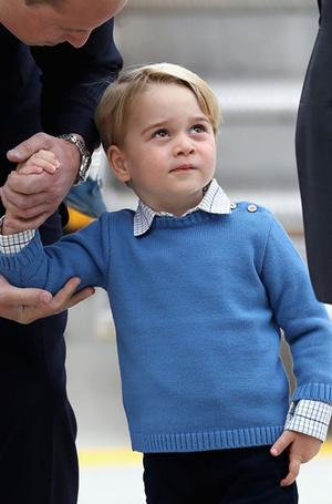 Фото №14 - Малыши-путешественники: первые зарубежные туры королевских детей