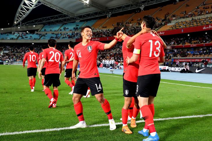 Фото №6 - Футбол по-азиатски: как играют и болеют в Южной Корее