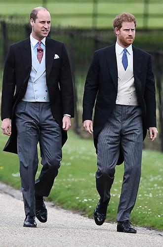 Фото №2 - Берем пример: принц Гарри решительно худеет к свадьбе