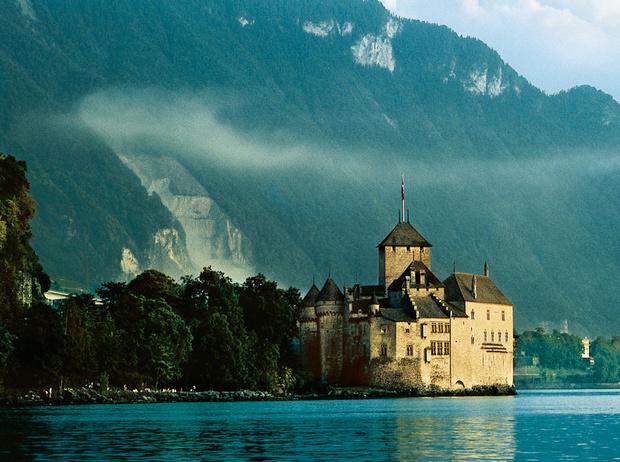 Фото №3 - 7 легендарных замков Европы
