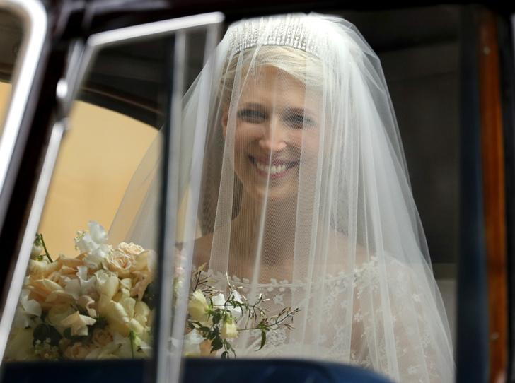 Фото №4 - Свадьба Леди Габриэллы Виндзор и Томаса Кингстона