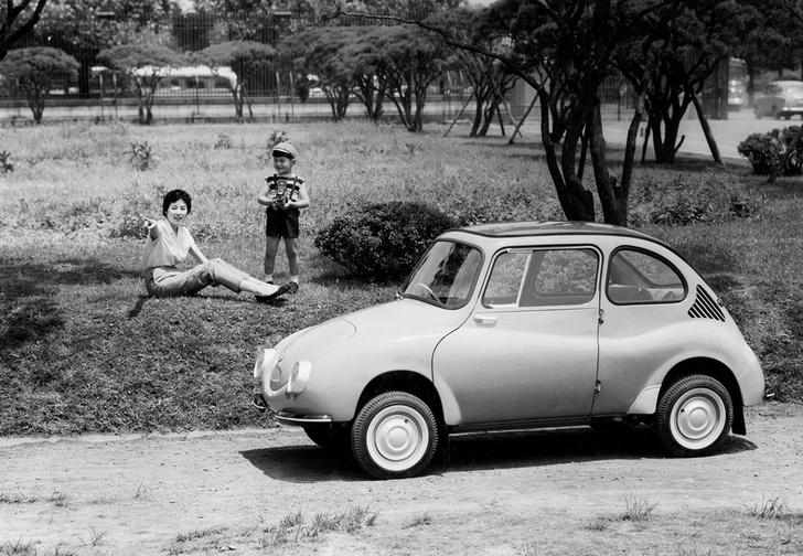 Фото №7 - Народные автомобили: машины, пересадившие на колеса целые страны