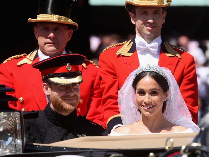 Фото №3 - Непокорная невеста: какую важную традицию Меган нарушила на своей свадьбе