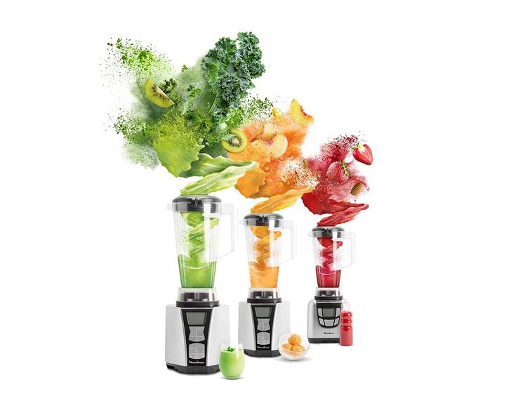 Фото №1 - Суперсила овощей и фруктов от Moulinex