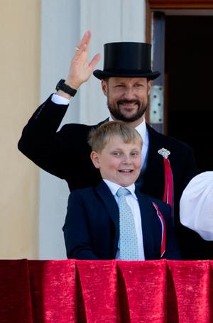 Фото №10 - Кронпринц Хокон: почему будущий король Норвегии ─ наш герой